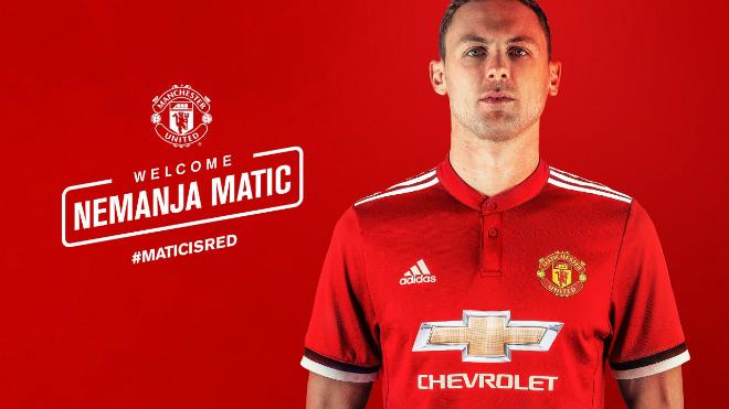 MU có Matic: Mourinho dựng sơ đồ công - thủ toàn diện - 1