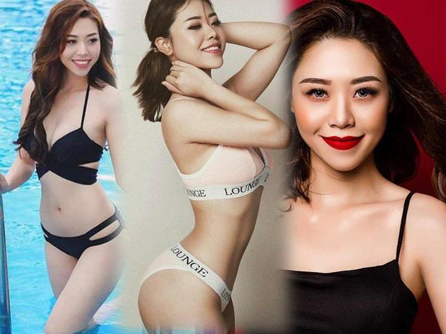 """Mỹ nữ Kiên Giang """"siêu vòng 3"""" lấy chồng bỏ thi hoa hậu"""