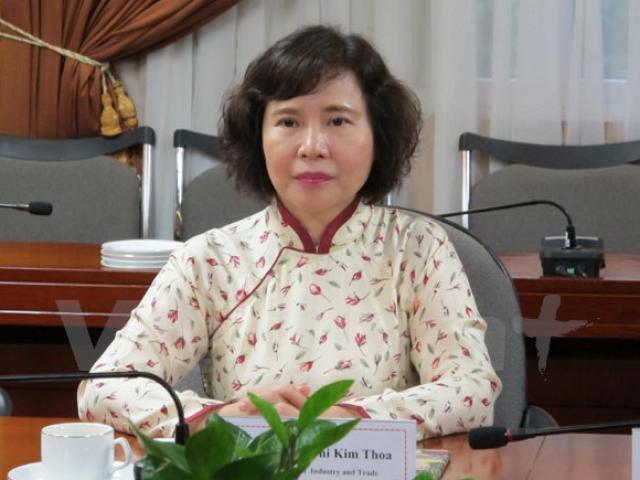 """Không phải bà Hồ Thị Kim Thoa xin thôi việc là """"trốn"""" được kỷ luật"""