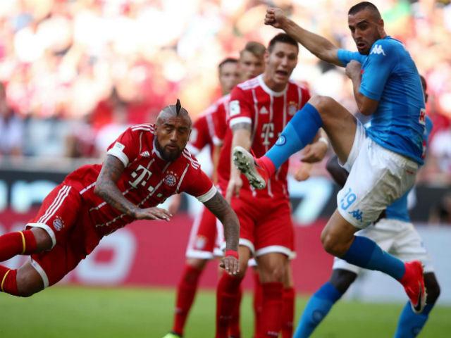 Bayern Munich - Napoli: Siêu sao tàng hình, rơi không thấy đáy