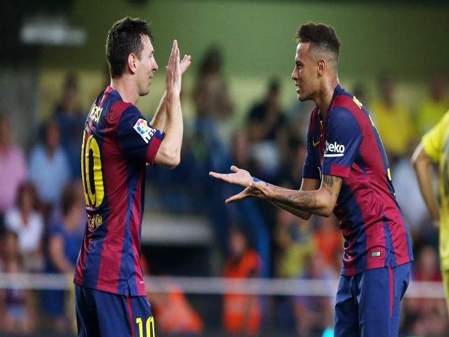 """Barca mất Neymar 222 triệu euro: Ai thừa kế """"ngai vàng"""" Messi?"""