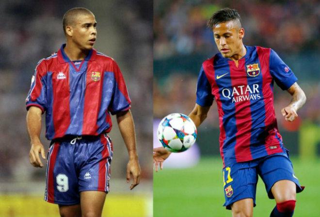 """Neymar noi gương """"Ro béo"""": Barca chờ """"kẻ phản bội"""" đến Real Madrid - 1"""