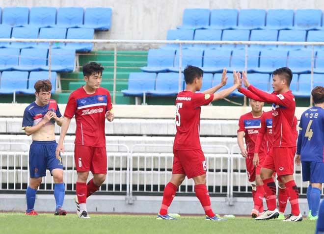 """U23 Việt Nam: Vì Vàng SEA Games 29, cho Tuấn Anh """"nghỉ khỏe"""" - 1"""