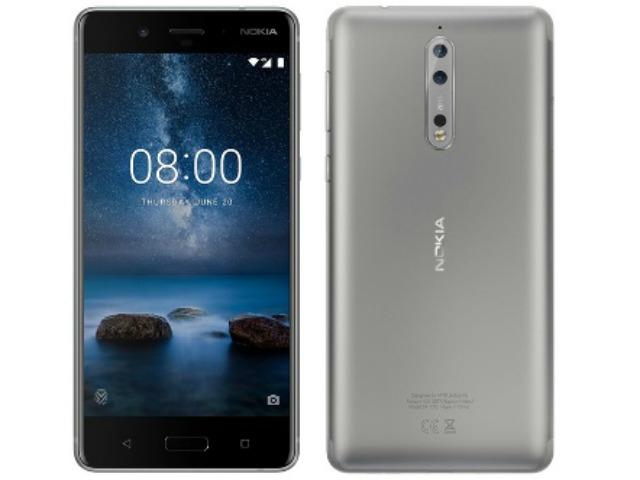 Nokia 8 cấu hình cao cấp lộ diện