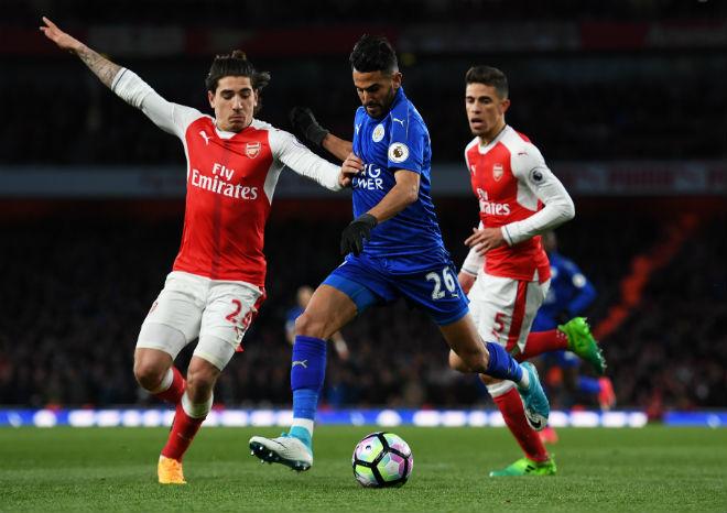 """Arsenal – Leicester City: """"Pháo dàn"""" dọa cựu vương - 1"""
