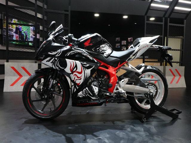 Cận cảnh Honda CBR250RR đặc biệt, giá 120 triệu đồng