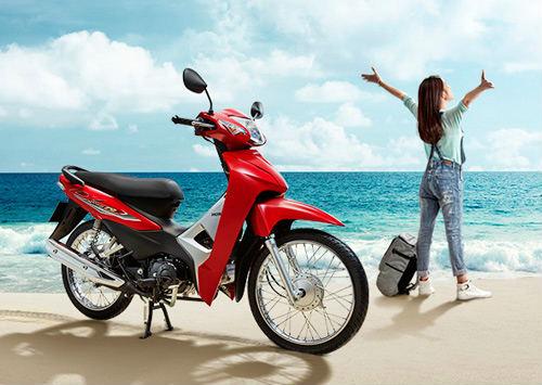 Những xe số giá rẻ đang khuynh đảo thị trường Việt - 1