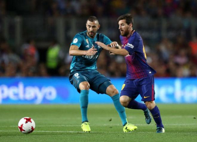 Barcelona - Real Madrid: Siêu phẩm, thẻ đỏ & hiệp 2 đỉnh cao - 1