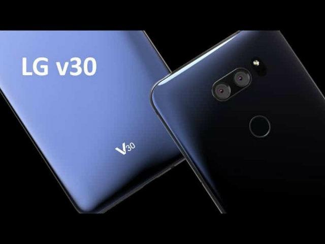 LG tung tân binh V30 Plus đối đầu Samsung Galaxy Note 8
