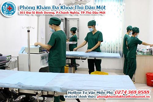 Phòng khám Đa khoa Thủ Dầu Một - nơi giải quyết nỗi lo bệnh trĩ - 1
