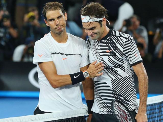 Federer gặp hạn, Nadal trở lại ngôi số 1 thế giới sau 3 năm