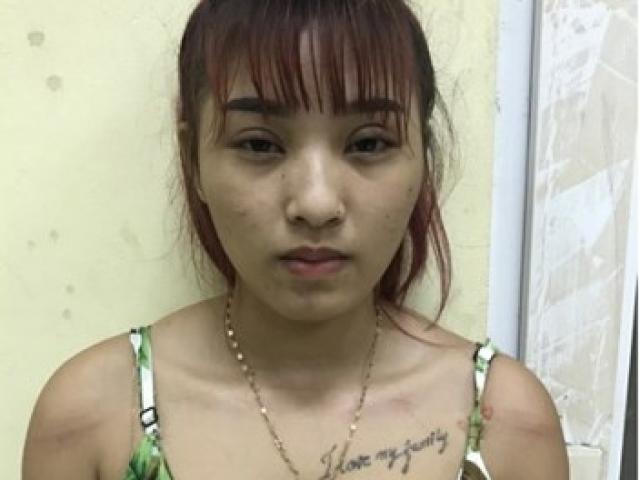 Bắt 'kiều nữ' cầm đầu đường dây 'gái gọi' ở Hà Nội