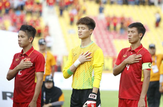 """U22 Việt Nam: Dàn sao trẻ bất ngờ về """"vua"""" SEA Games U22 Thái Lan - 1"""