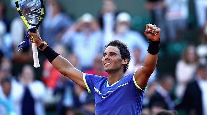 Nadal quyết vô địch US Open, bảo vệ ngôi số 1 trước Federer - Murray - 1