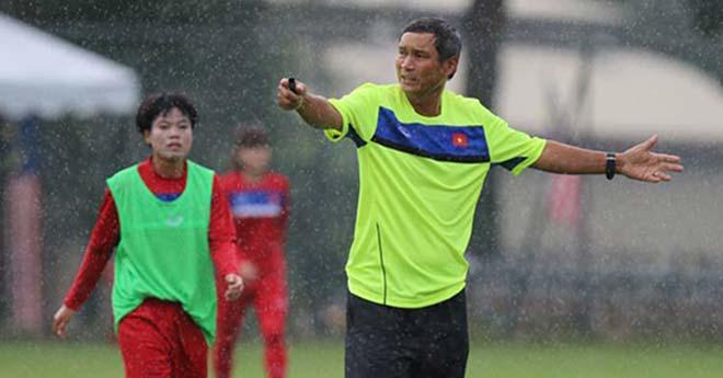 """ĐT nữ Việt Nam - ĐT nữ Philippines: """"Ronaldo tuyển nữ"""" chờ xung trận - 1"""