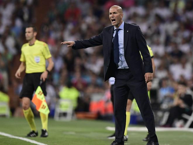 """Góc chiến thuật Real Madrid – Barca: """"Phù thủy"""" Zidane phủ đầu siêu hạng - 1"""