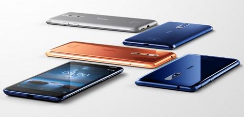 Hàng tuyển Nokia 8 trình làng, camera kép 13MP, giá tốt - 1