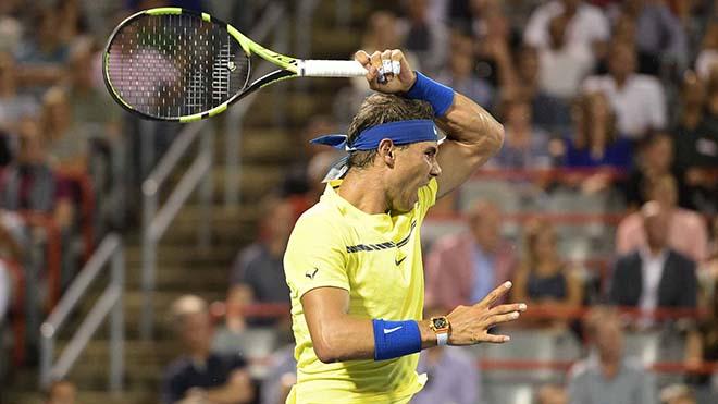 Nadal - Gasquet: Đôi công ngoạn mục, thành quả xứng đáng (Vòng 2 Cincinnati) - 1