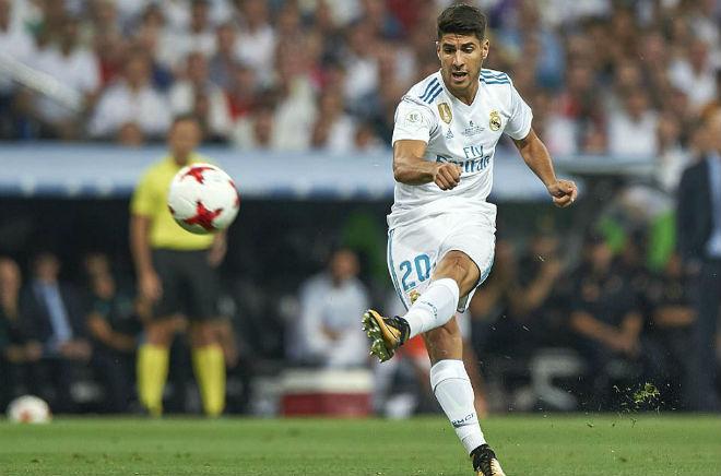 Người thừa kế Ronaldo, Asensio: Barca trả giá vì tiếc 2 triệu euro - 1