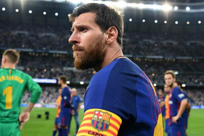 """Barca thua Real: Messi """"lật kèo"""" sốc, nhà cái đặt cửa đến MU,Man City - 1"""