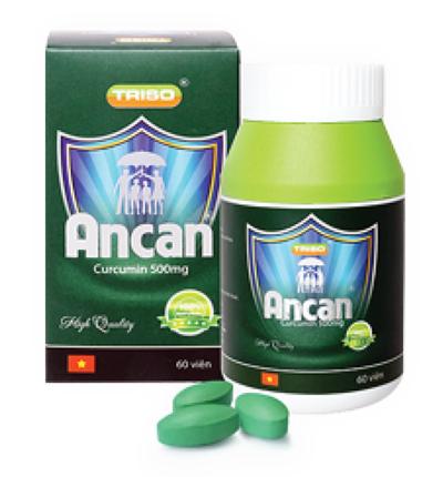 Ancan - Lựa chọn tốt cho bệnh nhân u bướu bằng giải pháp thảo dược - 1
