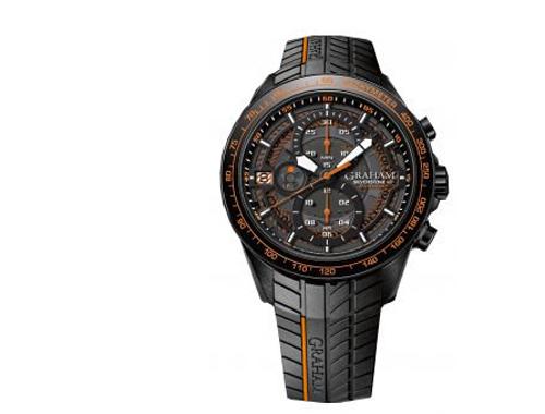 Top 10 mẫu đồng hồ dành cho người đam mê xe đua - 2