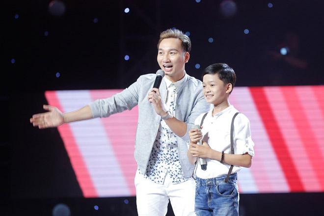 Tan chảy với giọng ca 11 tuổi hát dân ca tại The Voice Kids - 1
