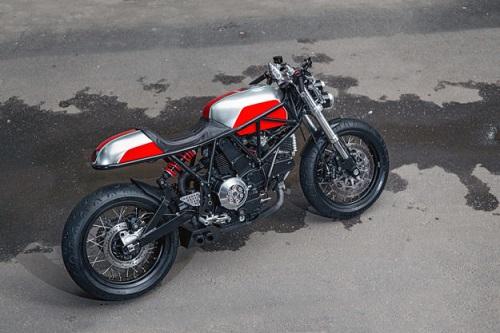 """Ducati 900 SS I.E: """"Sự khác biệt của đẳng cấp"""" - 1"""