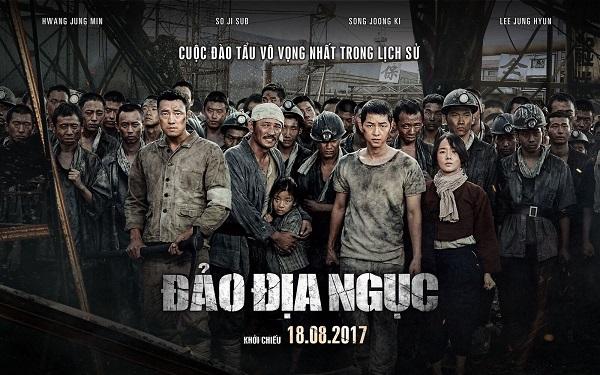 """""""Đảo địa ngục"""" cháy vé chỉ sau 3 ngày chiếu tại Việt Nam - 1"""