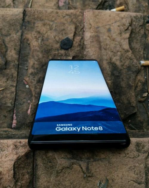 """Samsung tung video tính năng cực """"hot"""" trên Galaxy Note 8, ra mắt ngày mai - 1"""
