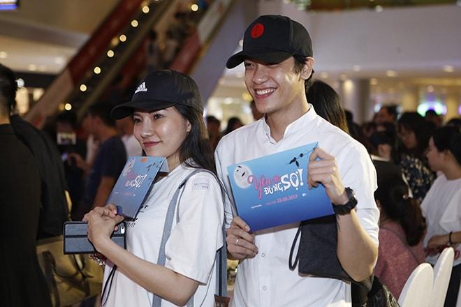 Lý Phương Châu và Hiền Sến công khai dự sự kiện sau scandal ngoại tình - 1