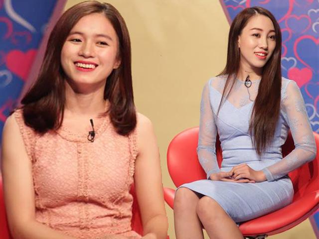 Chưa lên sóng, 2 cô gái đã gây tranh cãi dữ dội vì quá xinh
