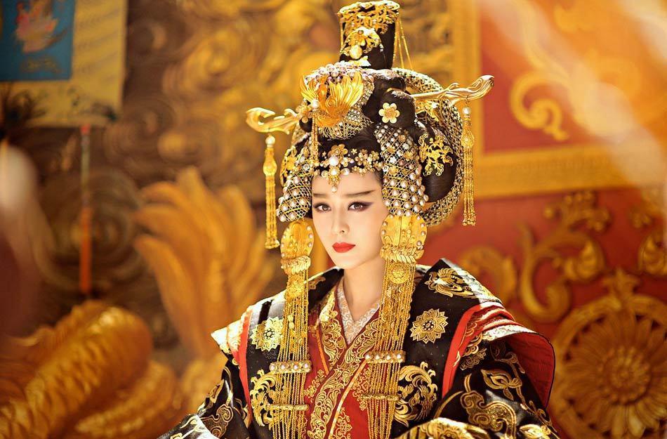 Con người thật của nữ hoàng đế duy nhất TQ Võ Tắc Thiên - 1