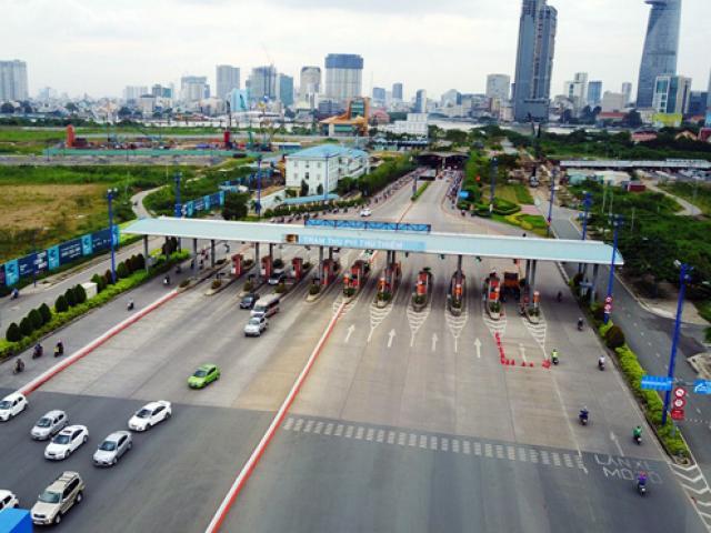 """Kỳ lạ trạm thu phí ở Sài Gòn suốt 6 năm """"thu"""" 0 đồng"""