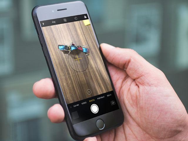 Khai thác tính năng chụp ảnh đẹp Camera Level Tool trên iOS 11