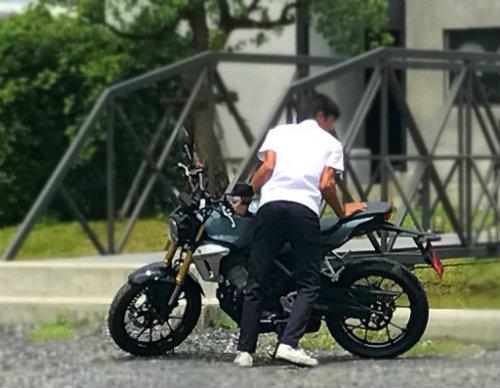 Bắt gặp Honda 150SS Racer không ngụy trang thử nghiệm - 1
