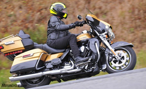 """Harley-Davidson """"độc tôn"""" phân khúc xe Touring tốt nhất 2017 - 1"""