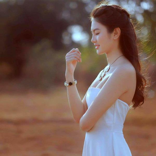 Nữ sinh 16 tuổi cao như hoa hậu được yêu thích nhất Miss Teen 2017 - 1