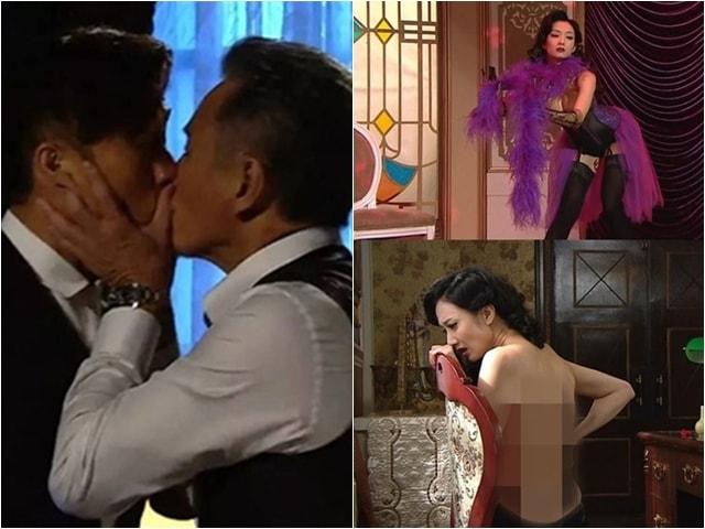 Phim TVB xuống cấp với những cảnh khỏa thân bạo lực phản cảm