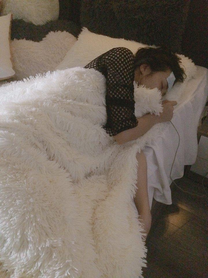"""Trương Nhi nhập viện vì sốt siêu vi, phải hoãn quay phim """"Glee"""" - 1"""