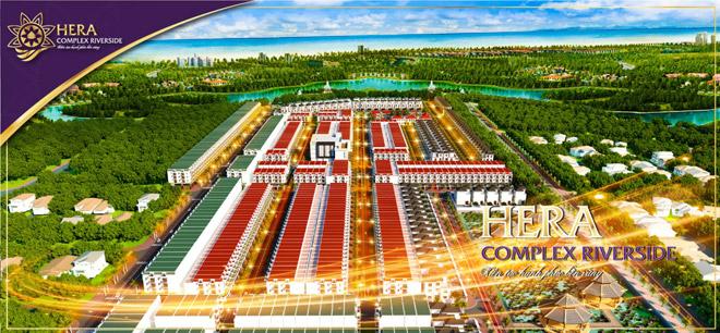 Nhất Nam Land ra mắt dự án mới - Hera Complex Riverside - 1