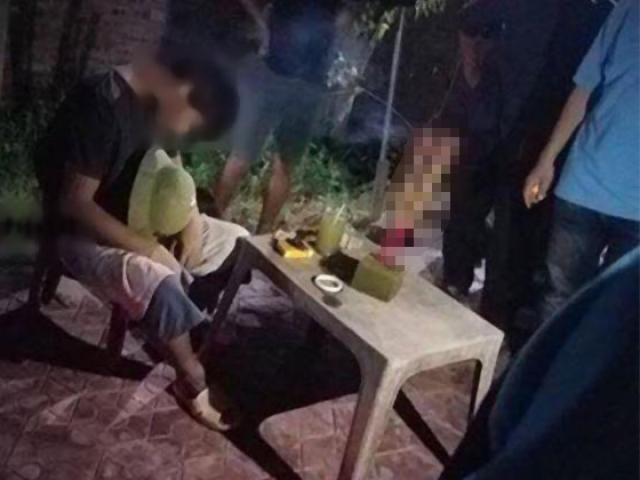 Nam thanh niên chết bí ẩn khi ngồi uống nước, tư thế như đang ngủ