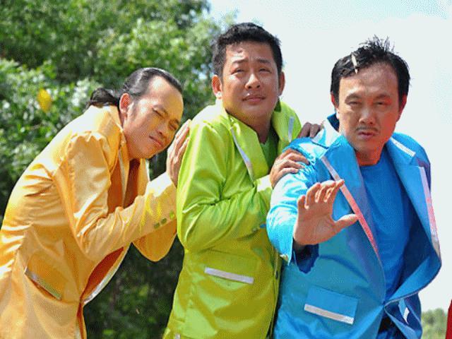 """Cát-xê đóng phim của hai """"Vua phòng vé"""" Thái Hòa, Hoài Linh ai cao hơn?"""