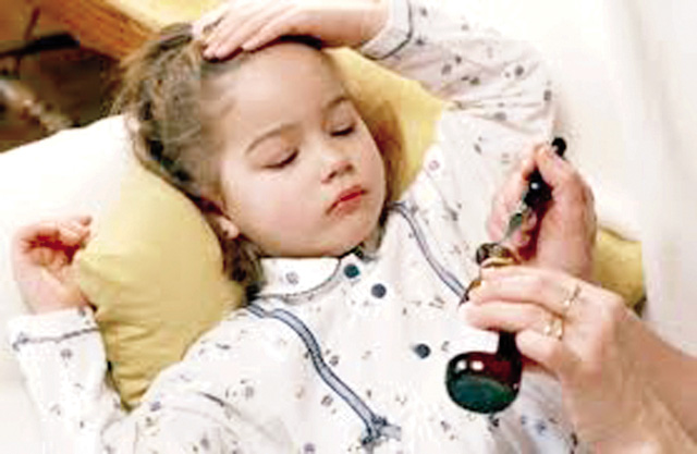 10 bệnh trẻ hay gặp lúc giao mùa và cách phòng tránh - 4