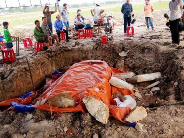 Thực hư ngôi mộ cổ vừa được tìm thấy ở Quảng Bình