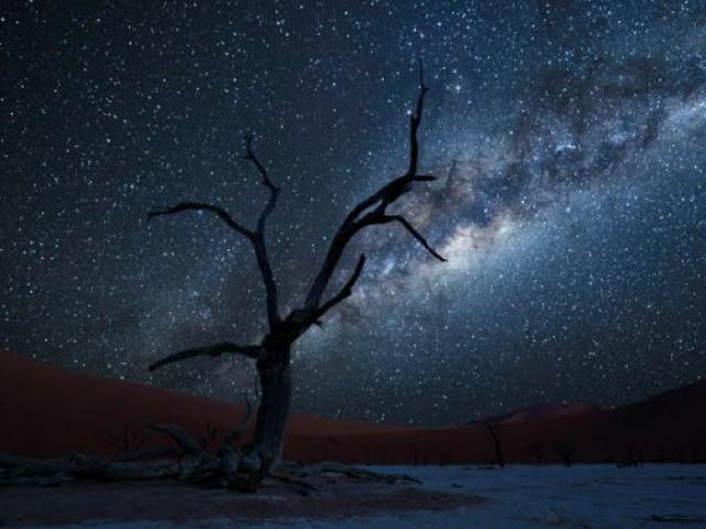 Đã mắt với những địa điểm ngắm sao đêm đẹp không thốt nên lời