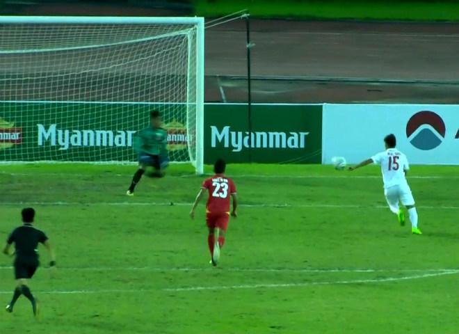 U18 Myanmar - U18 Việt Nam: Phủ đầu ấn tượng, kết thúc đắng ngắt - 1