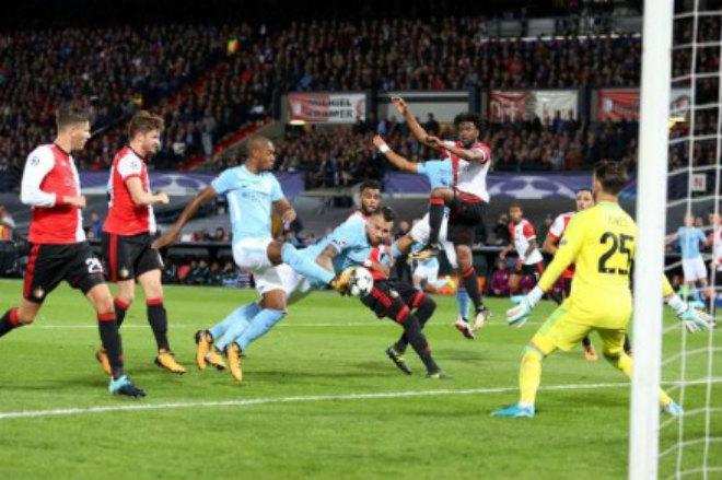 Feyenoord - Man City: Sấp mặt sau những đòn phủ đầu - 1