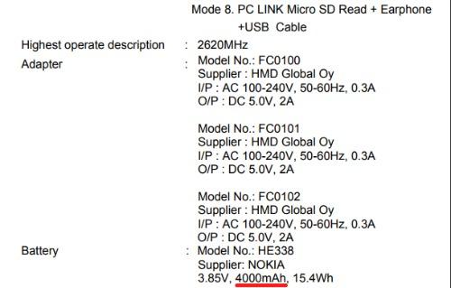 Lộ cấu hình Nokia 2 với pin 4000 mAh, giá rẻ - 1