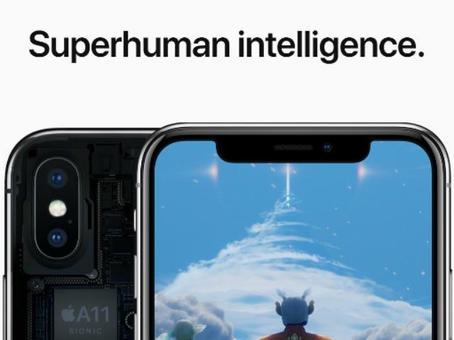 """Chip A11 của iPhone X là """"mãnh thú"""" trong dòng chip xử lý"""